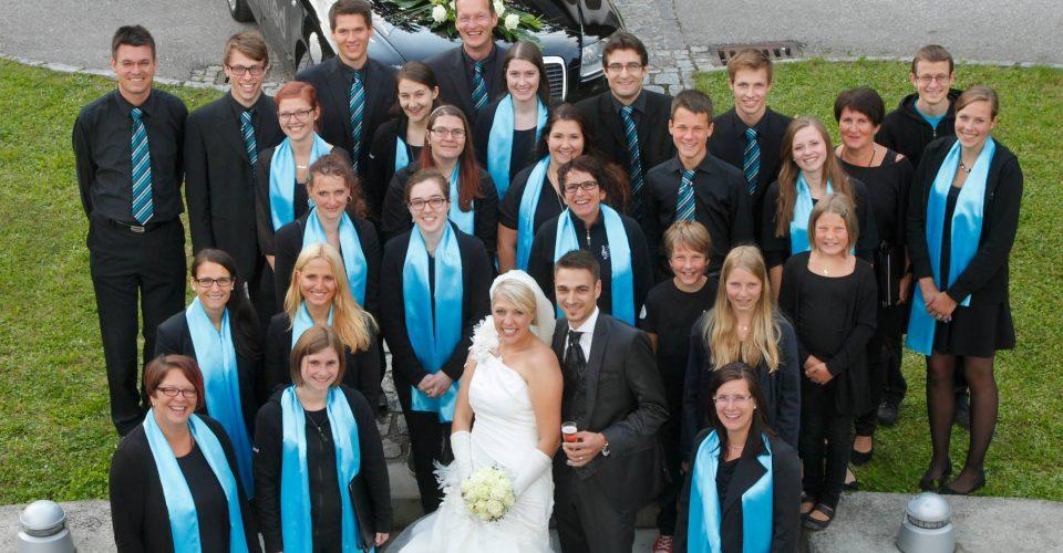 Hochzeit-Jugendkantorei